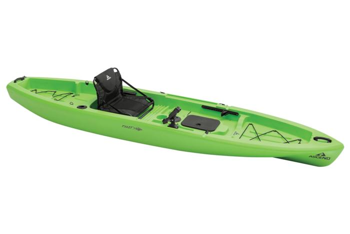 ascend fs12t fishing kayak review simply reviews