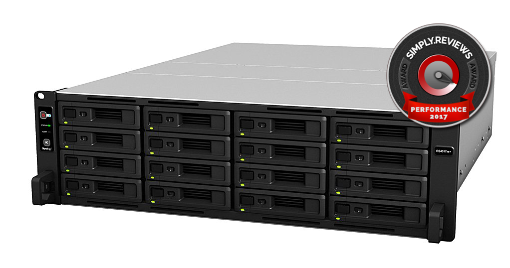 Synology RackStation RS4017xs+ Review