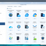 Along with extensive data protection tools, DSM provides a wealth of cloud storage and file syncing apps