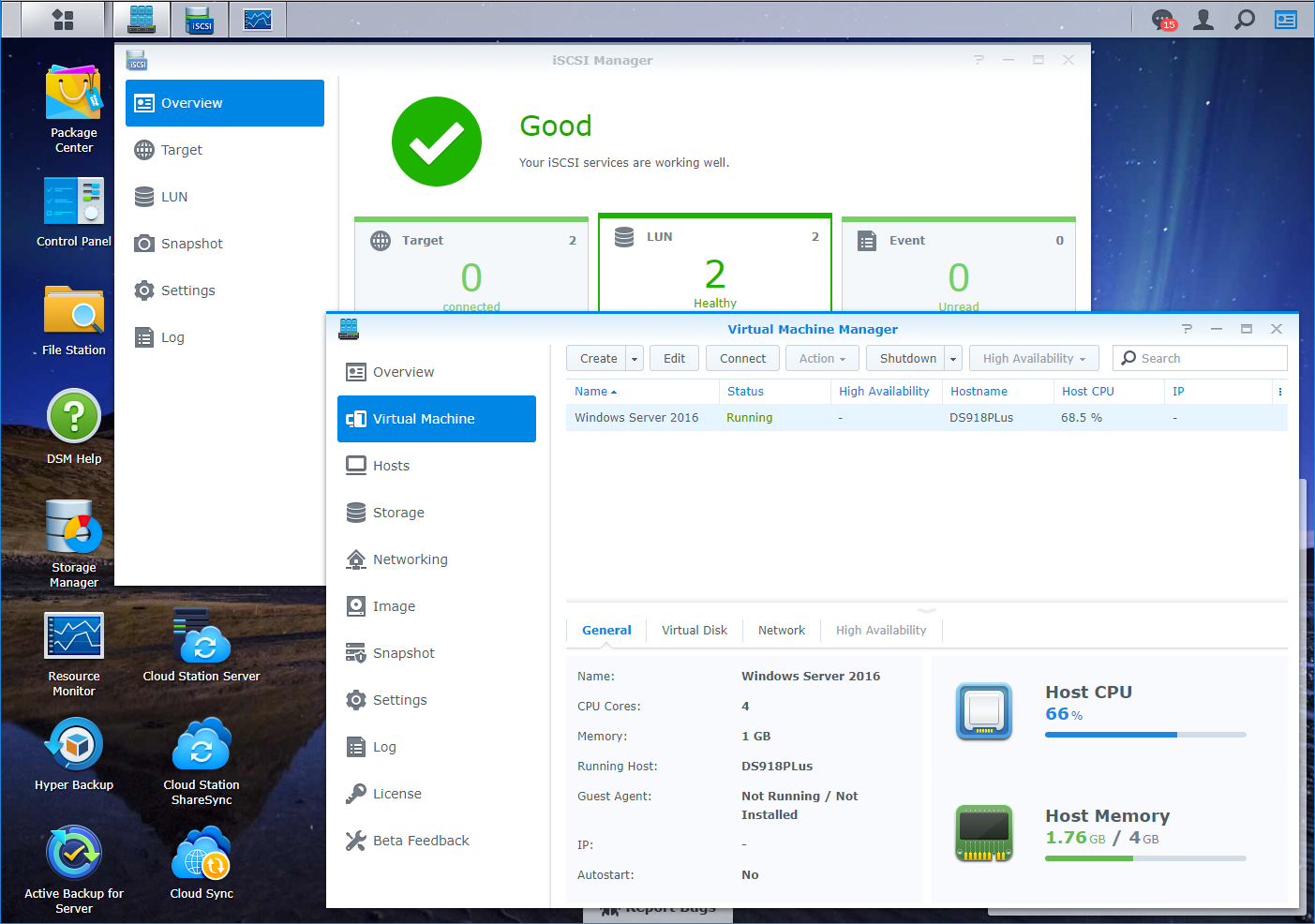 Synology DiskStation DS918+ and DS718+ Review