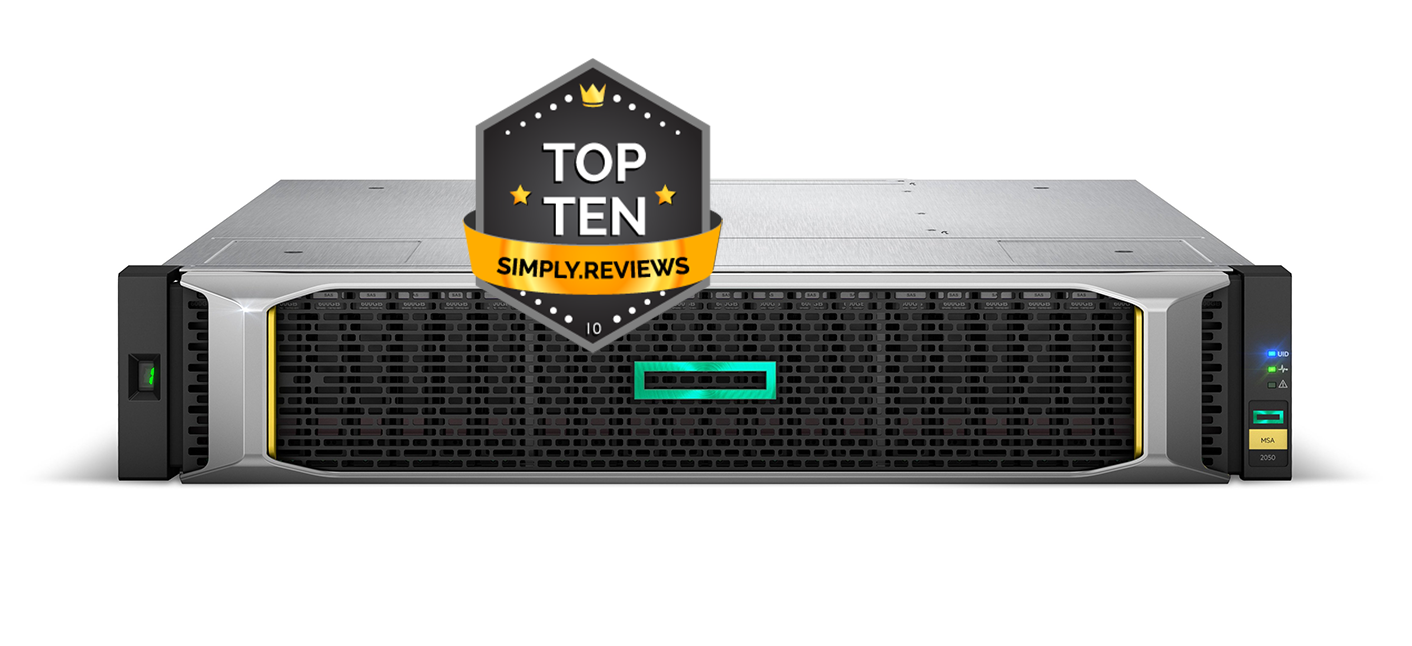 We were impressed with HPE's MSA 2040 storage array when we reviewed it a  couple of years ago as it delivered an impressive range of storage  virtualization ...