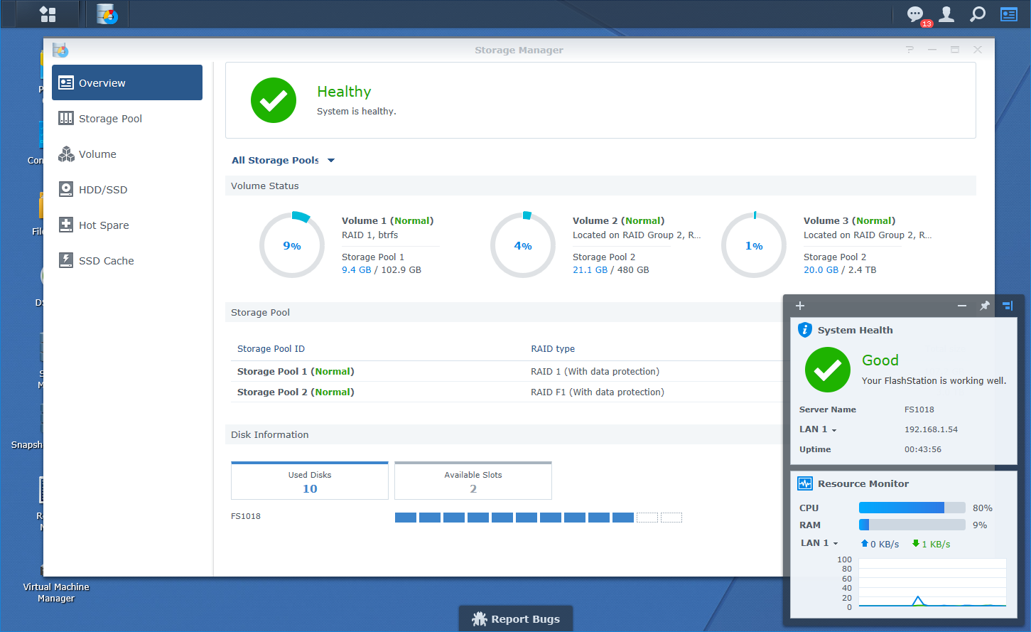 Synology FlashStation FS1018 Review - SIMPLY REVIEWS