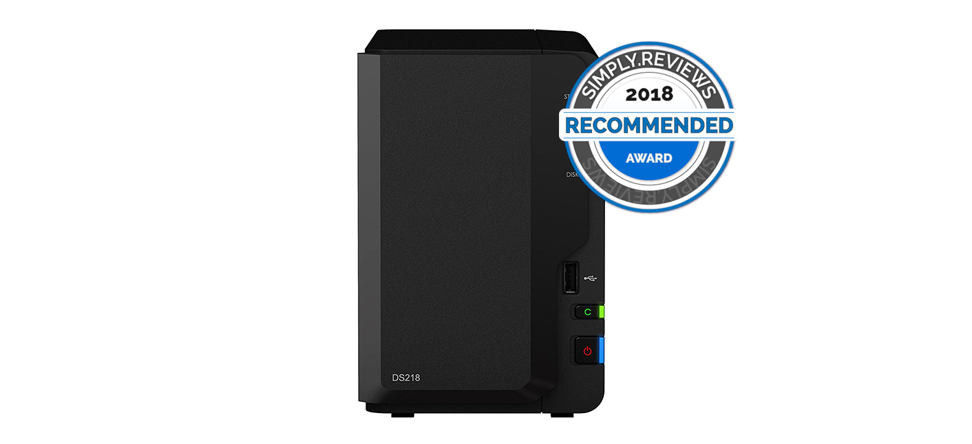 Synology DiskStation DS218 Review - SIMPLY REVIEWS