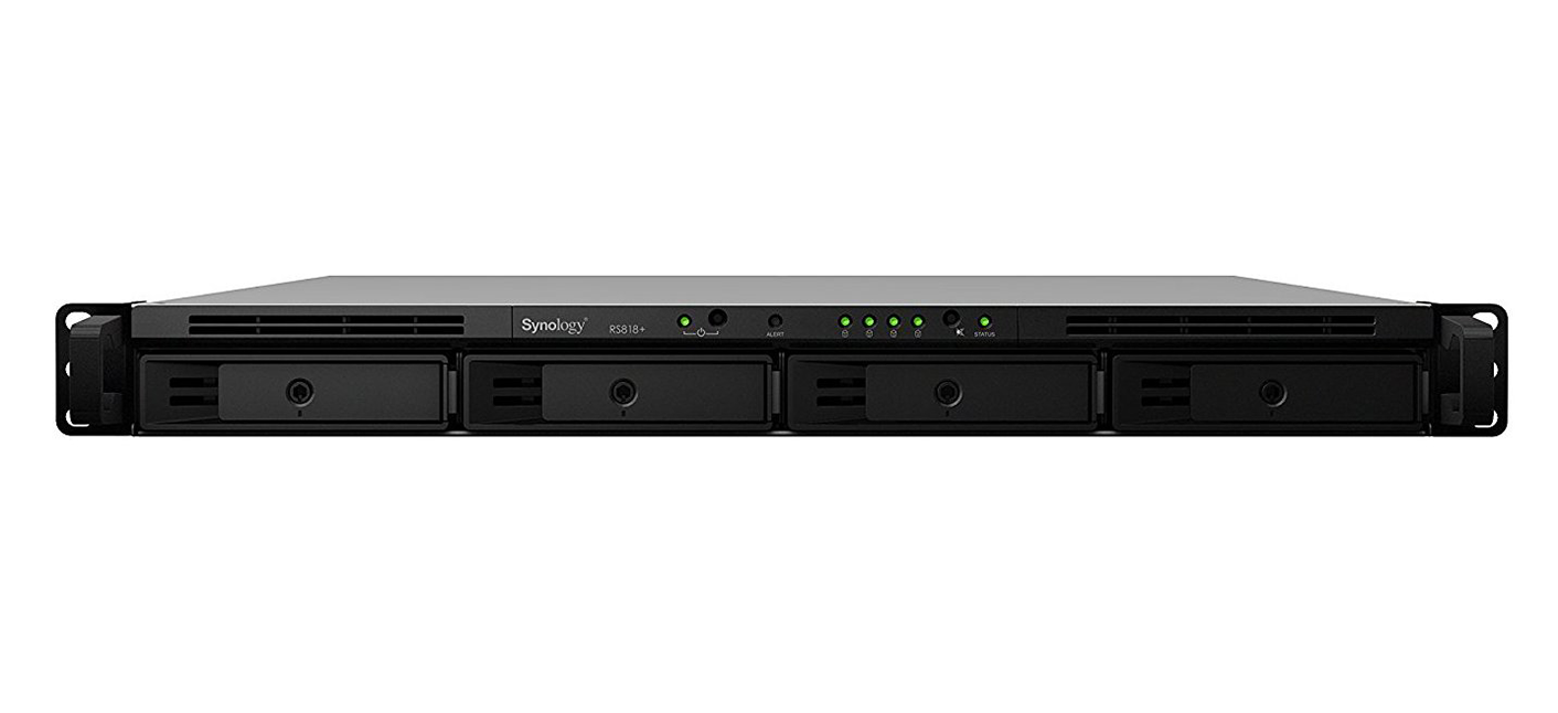 Synology RackStation RS818+ Review - SIMPLY REVIEWS