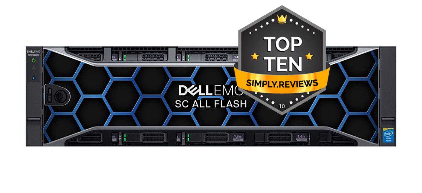 Dell EMC SC5020F Review - SIMPLY REVIEWS
