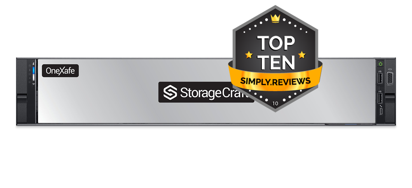 StorageCraft OneXafe 4417 Converged Review - SIMPLY REVIEWS