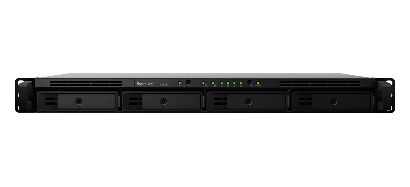 Synology RackStation RS819 Review - SIMPLY REVIEWS