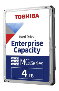 MG08ADA400E 4TB Toshiba Enterprise