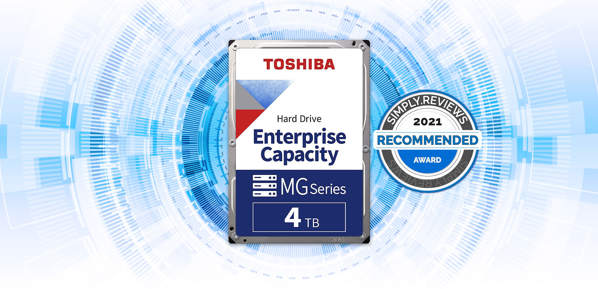 MG08ADA400E 4TB Toshiba Enterprise Hard Drives