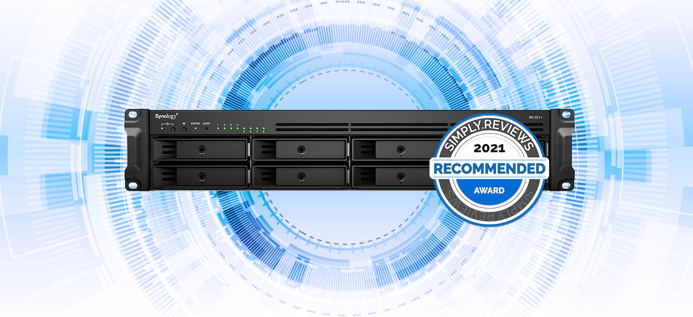 RS1221+ Synology NAS Review